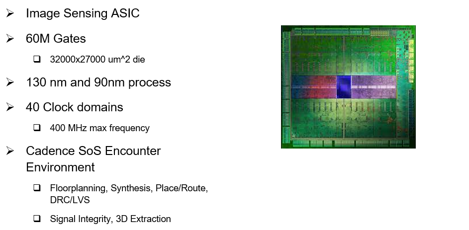 Example ASIC Design